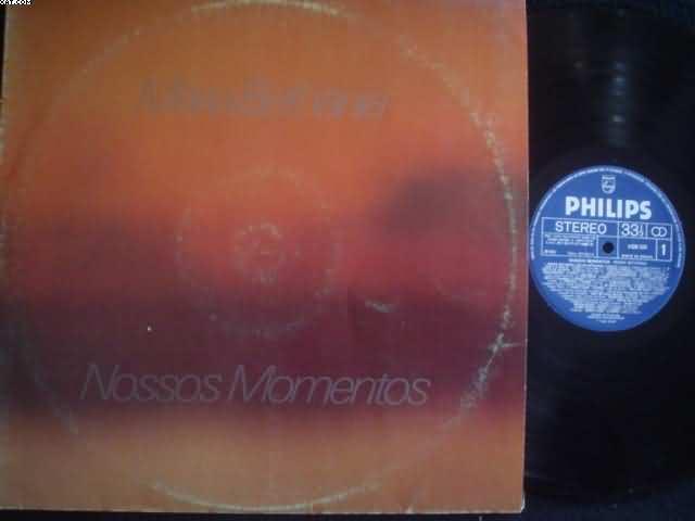 MARIA BETHANIA - Nossos Momentos LP