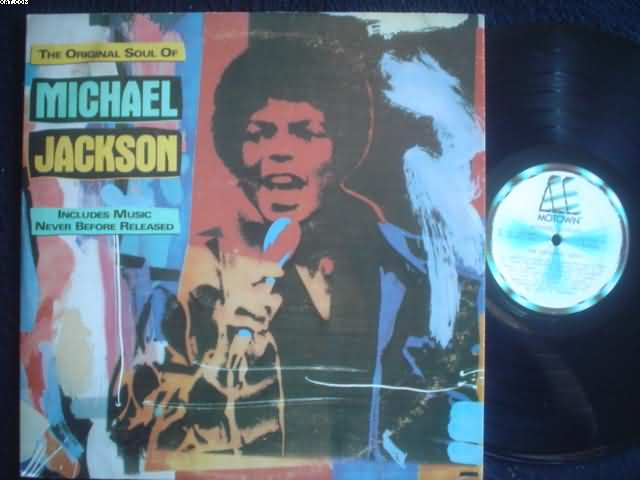 MICHAEL JACKSON - The Original Soul