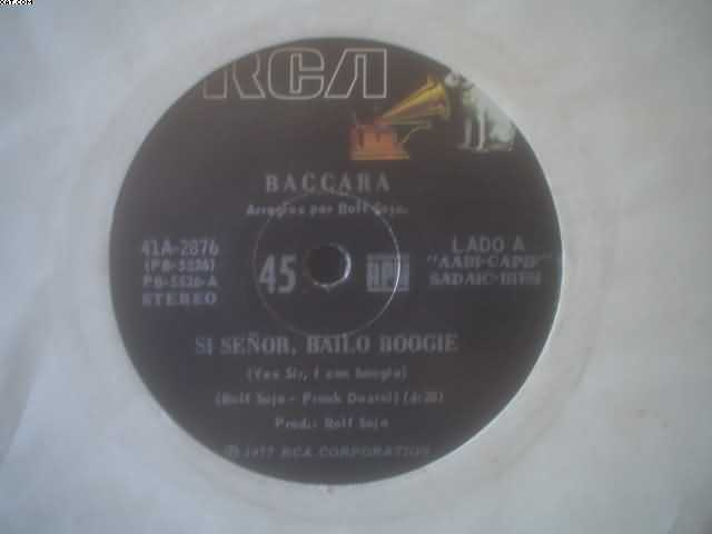 Si Sr Bailo Boogie