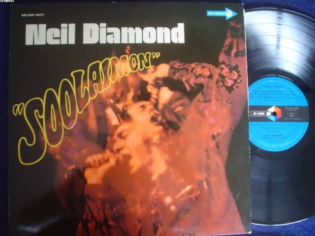 Soolaimon - NEIL DIAMOND