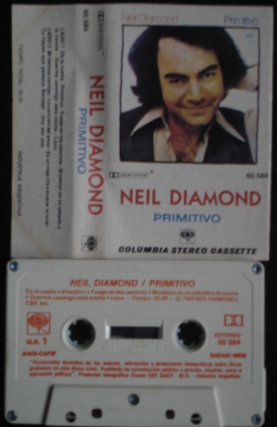 NEIL DIAMOND - Primitivo