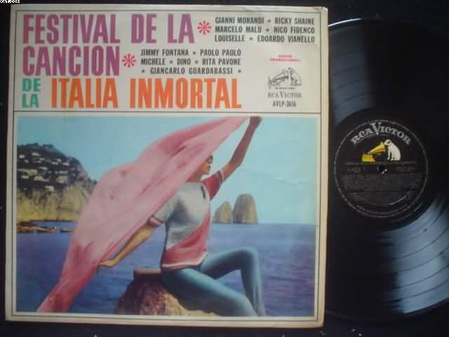 Festival Cancion Italiana Inm
