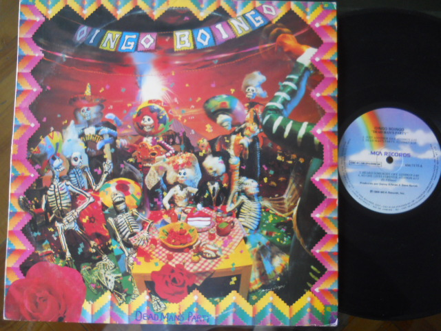 OINGO BOINGO - Dead Man's Party LP