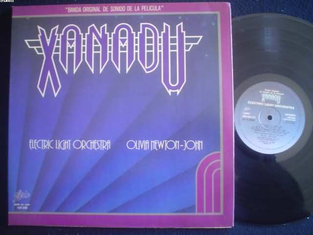 OLIVIA NEWTON JOHN - Xanadu