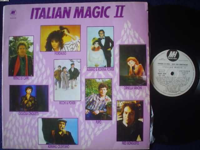 Italian Magic Ii