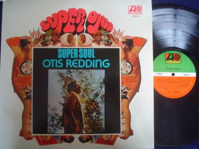 OTIS REDDING - Historia Del Ritmo Y Blues