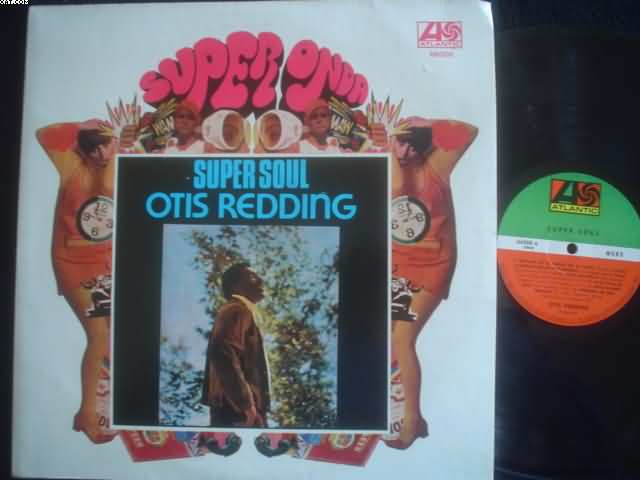 Otis Redding Supersoul LP