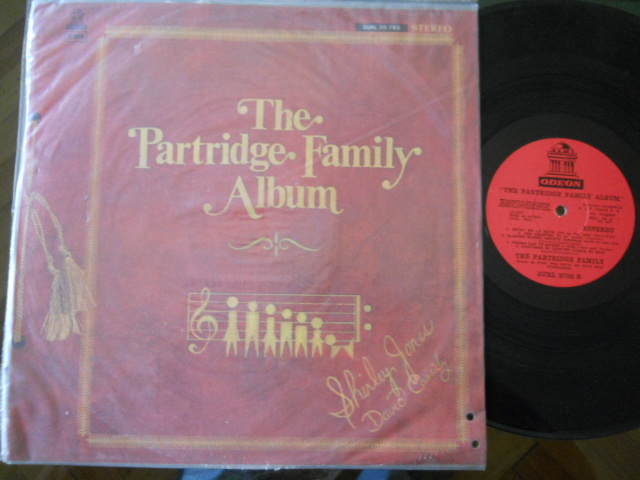 PARTRIDGE FAMILY - Album Album