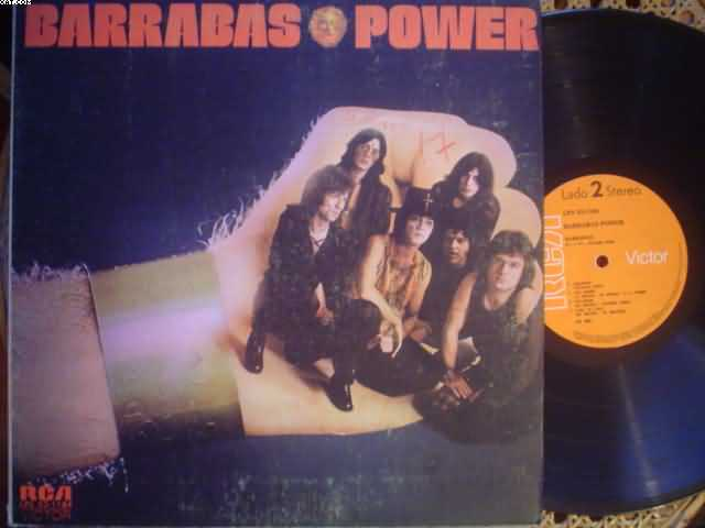 BARRABAS - Power EP