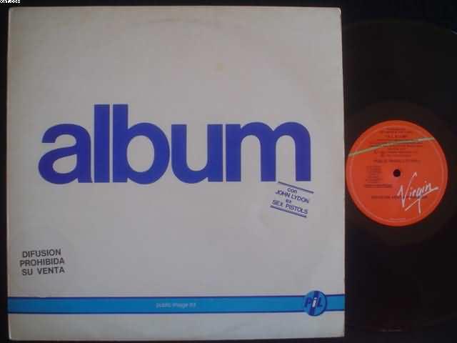 PUBLIC IMAGE LIMITED - Album LP