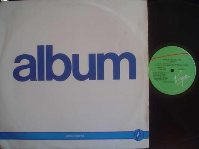 PUBLIC IMAGE LIMITED - Album Record