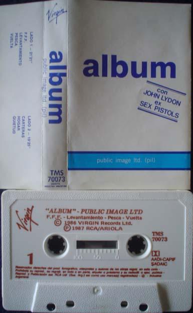 PUBLIC IMAGE LIMITED - Album CD