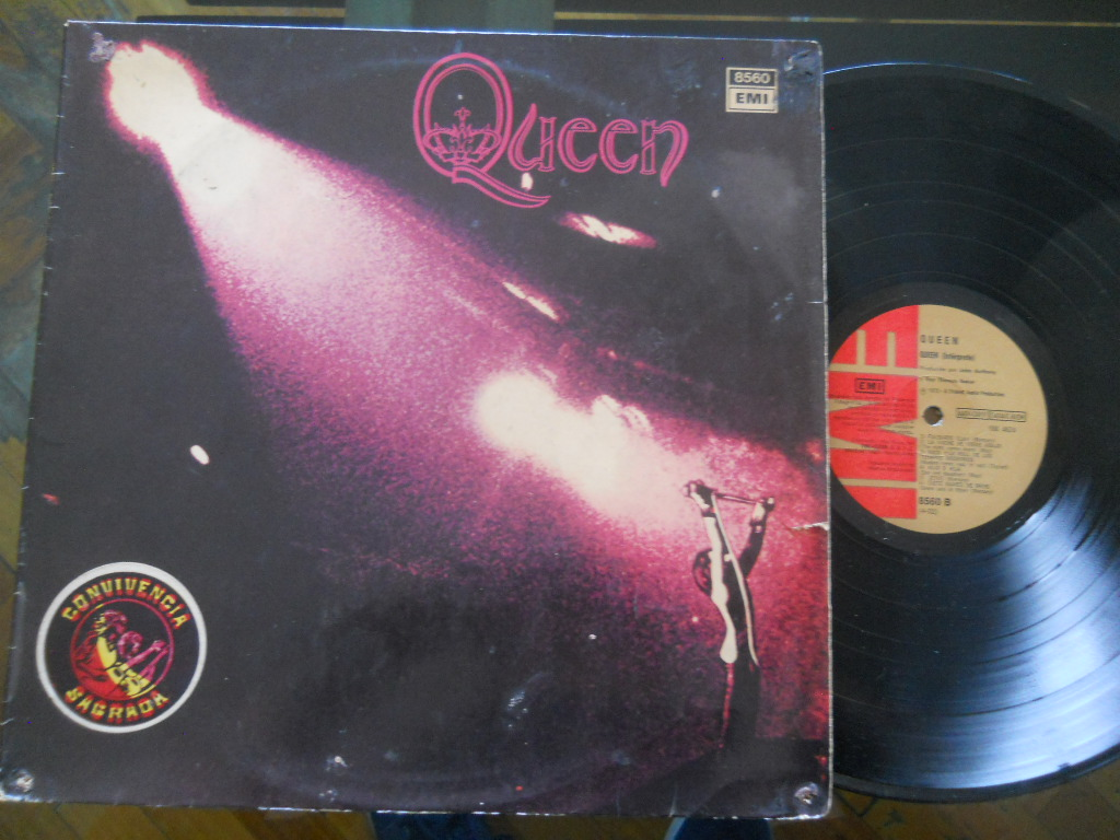 QUEEN - Queen CD