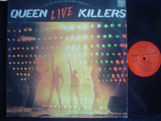 QUEEN - Live Killers CD