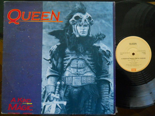 QUEEN - A Kind Of Magic Vinyl