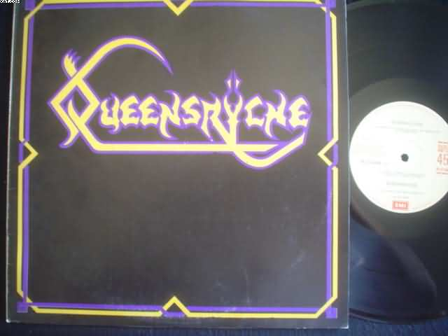 QUEENSRYCHE - Queen Of The Reich +3