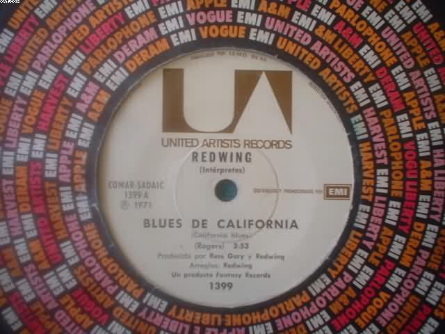 Blues De California