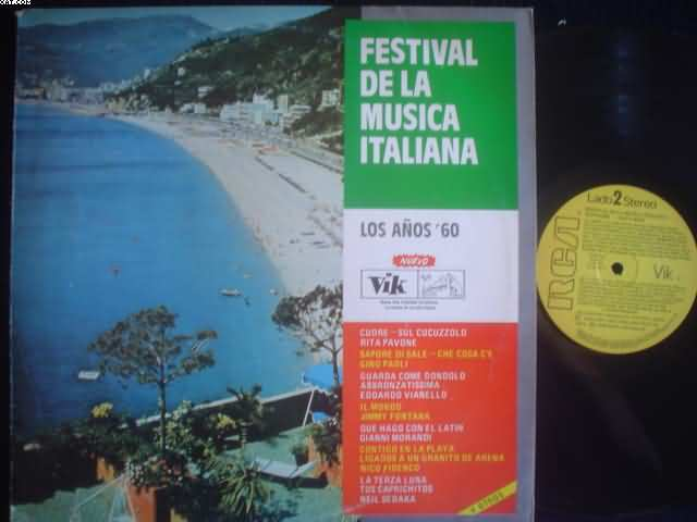 Festival De Musica Italiana