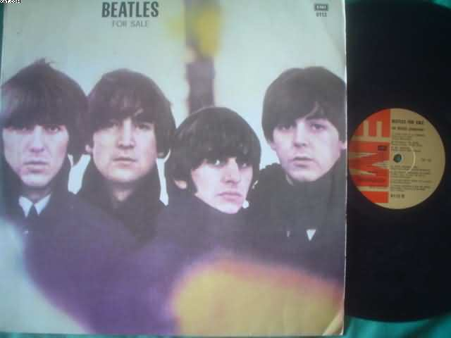 BEATLES - For Sale CD
