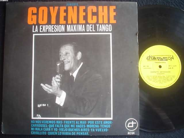 La Expresion Maxima Del Tango