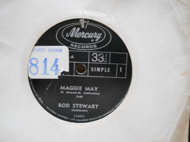 ROD STEWART - Maggie May-una Razon Para Cree