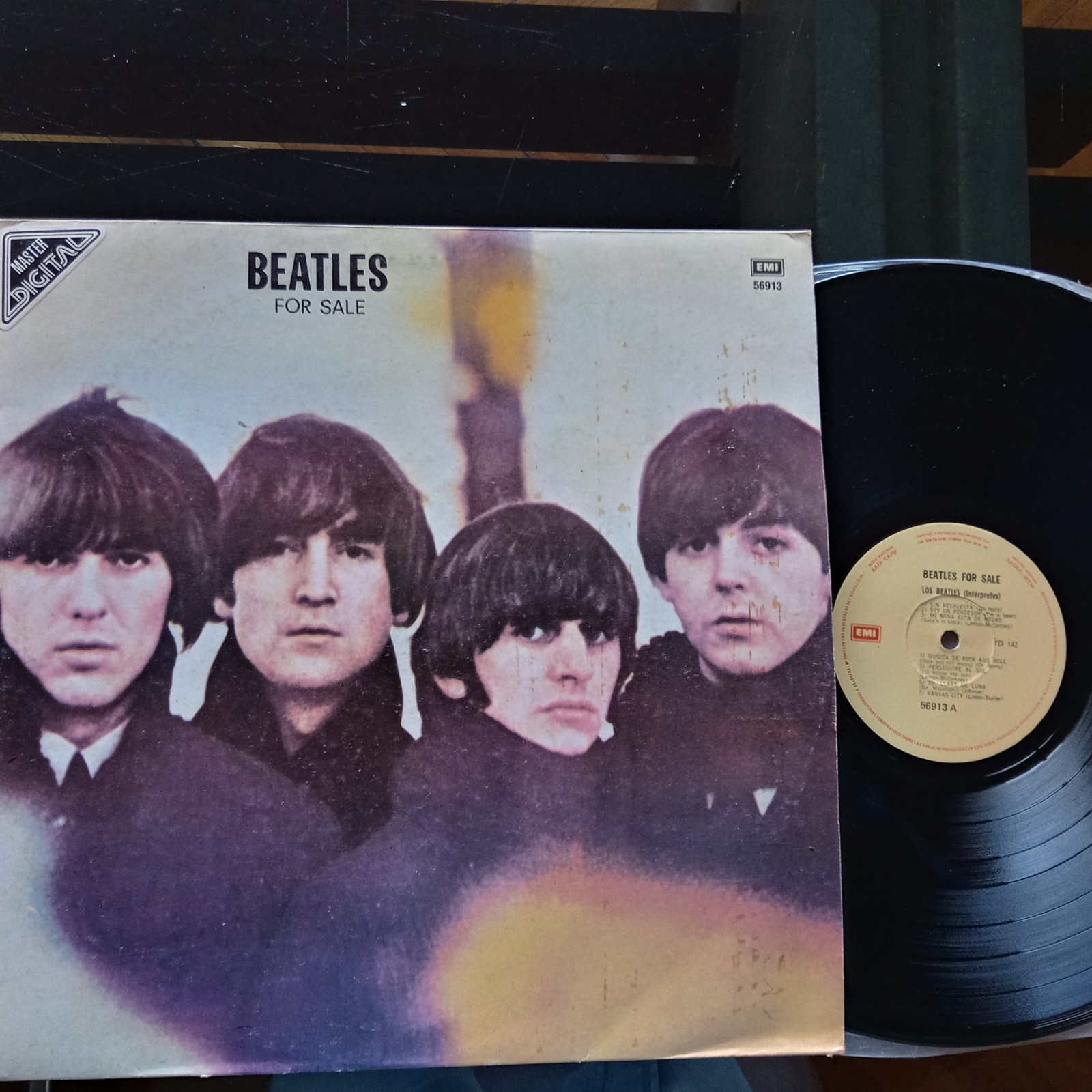 BEATLES - For Sale Vinyl