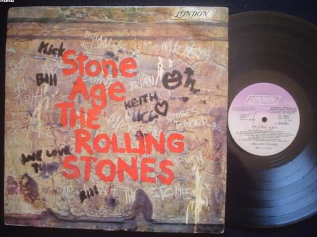 ROLLING STONES - Stone Age CD