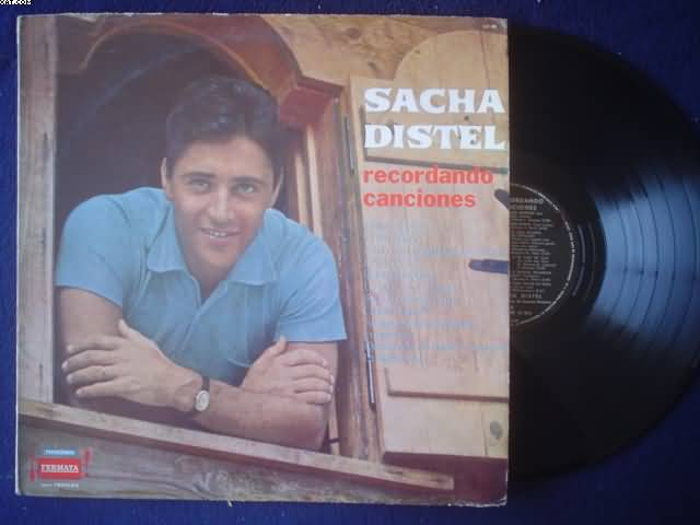 SACHA DISTEL - Recordando Canciones