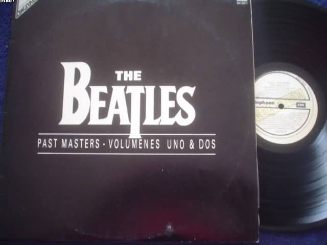 BEATLES - Past Masters Volumenes 1 & 2