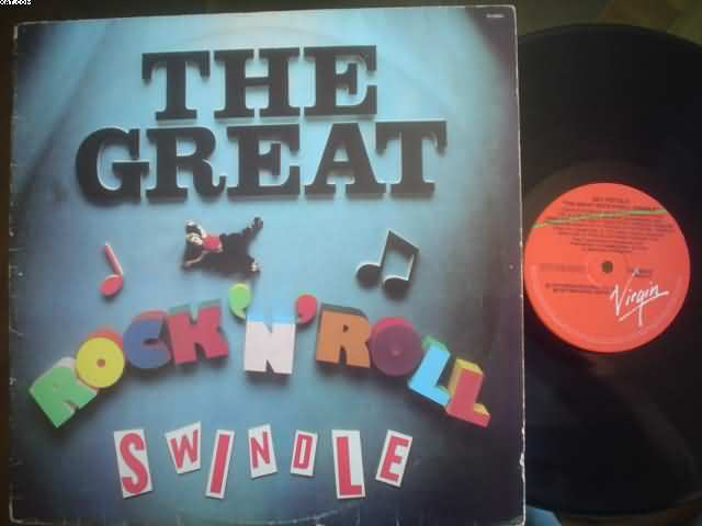 SEX PISTOLS - The Great Rock & Roll Swindle