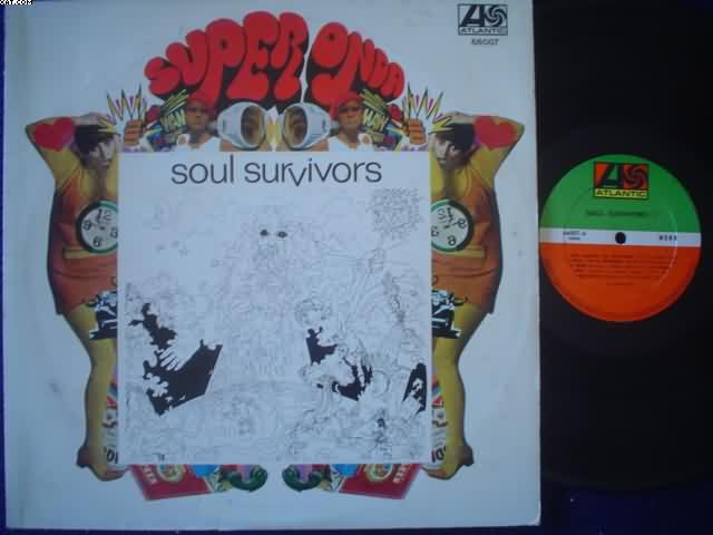 SOUL SURVIVORS - Historia Del Ritmo Y Blues 2