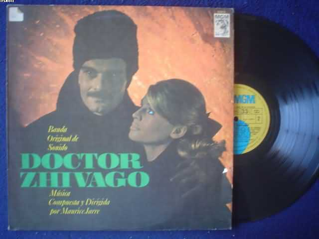 SOUNDTRACK - Doctor Zhivago Single