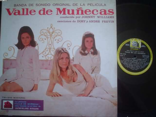 SOUNDTRACK - Valle De Munecas