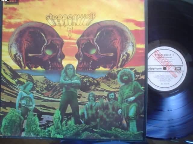 STEPPENWOLF - 7 Vinyl