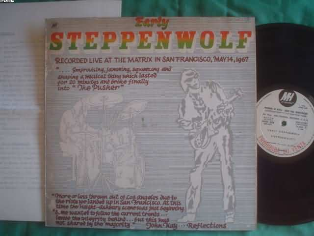 Early - STEPPENWOLF