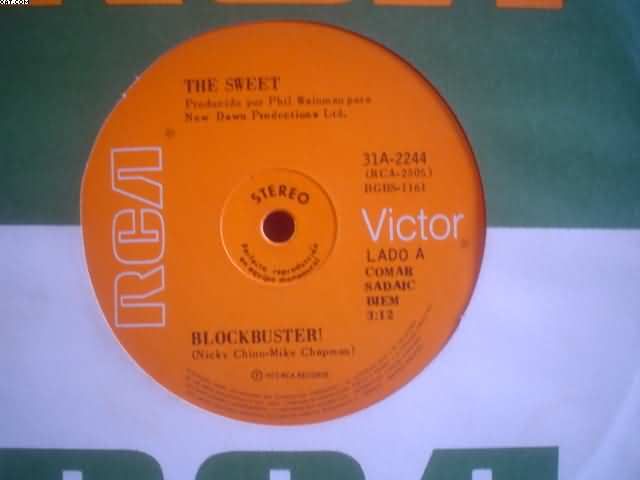 SWEET - Blockbuster-need A Lot Of Love