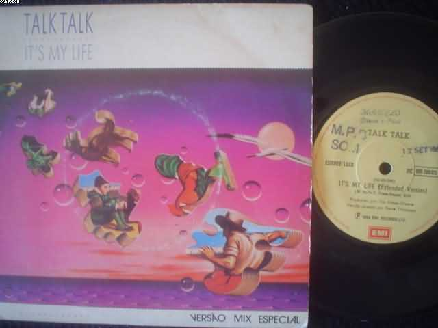 TALK TALK - It's My Life Versao Mix Especi