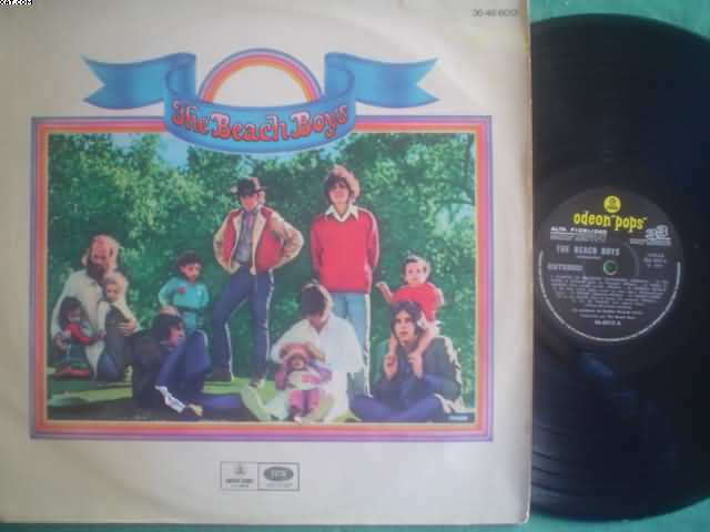 BEACH BOYS - Sunflower Vinyl