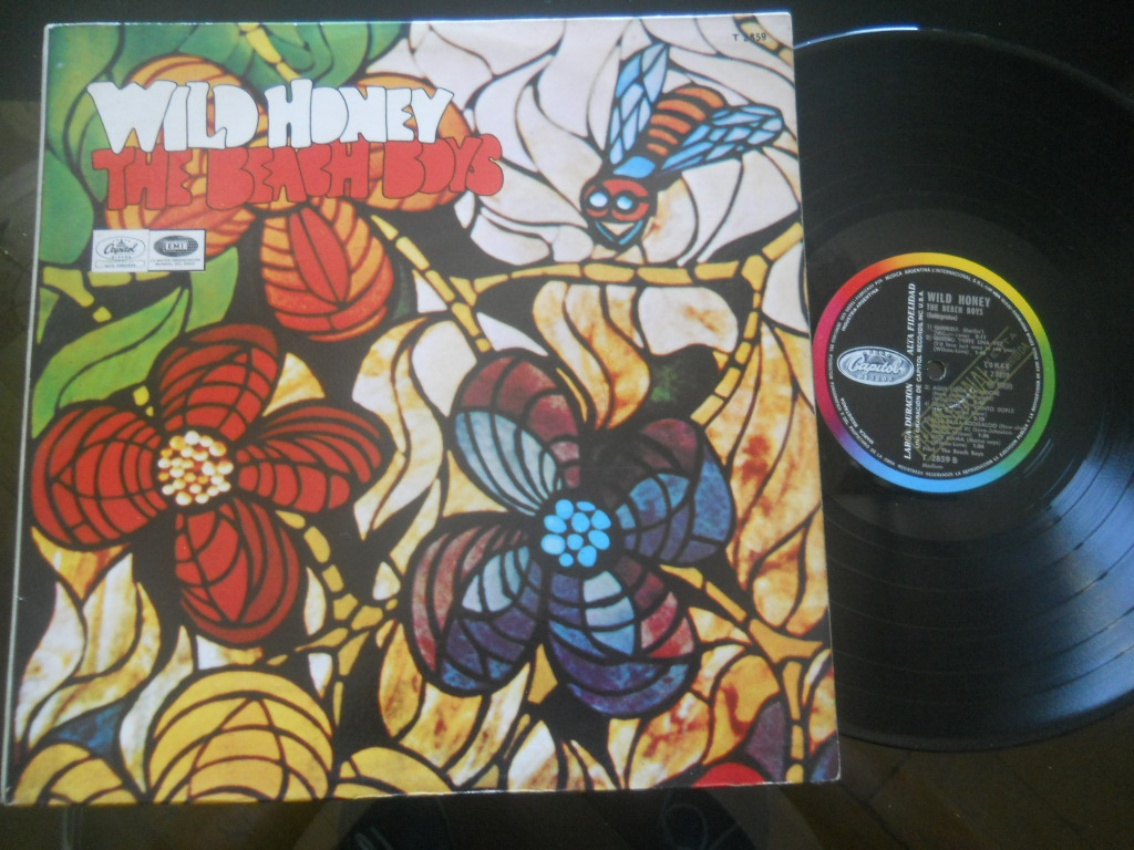 BEACH BOYS - Wild Honey Vinyl