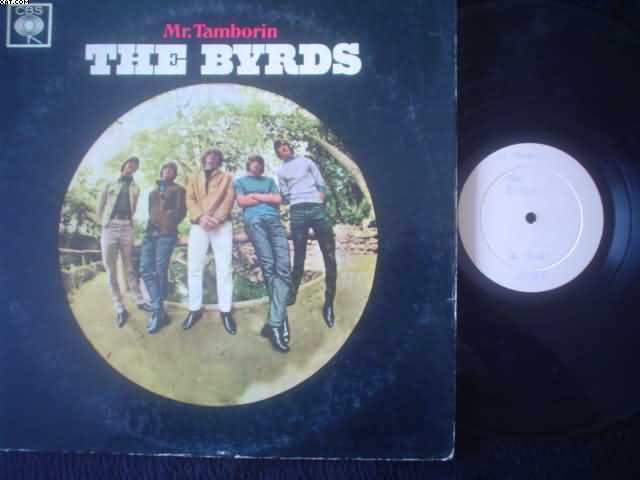 BYRDS - Mr. Tamborin Album