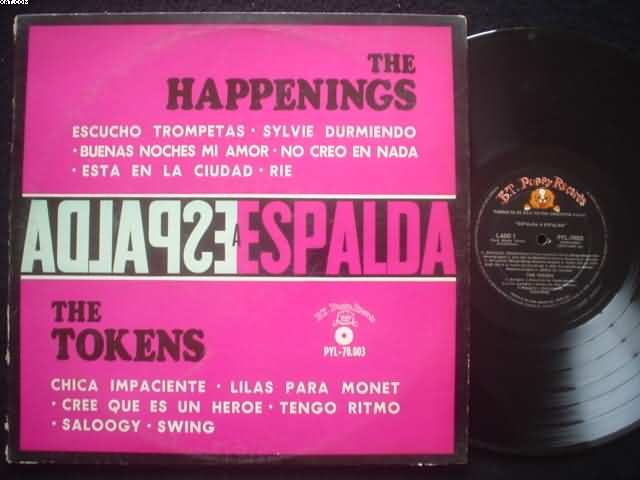 HAPPENINGS - Espalda A Espalda