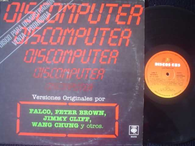 Discomputer
