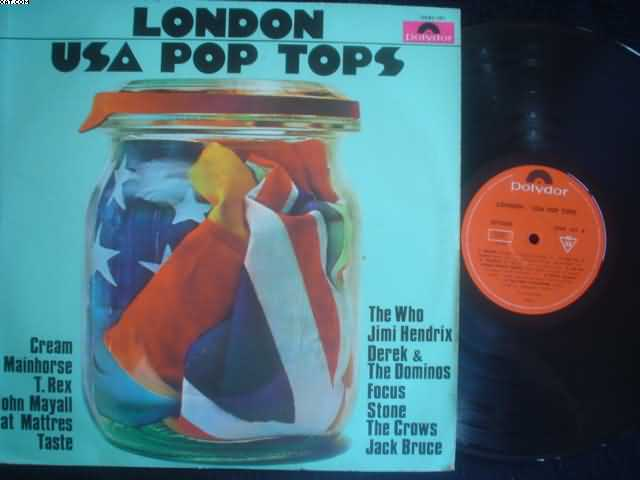 London Usa Pop Tops