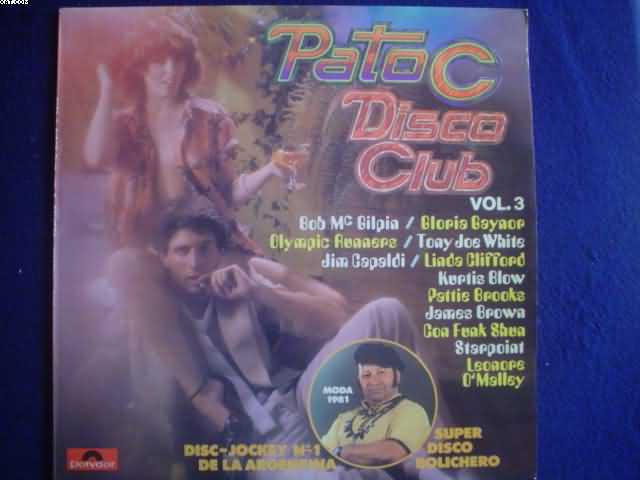 Pato C Disco Club V3