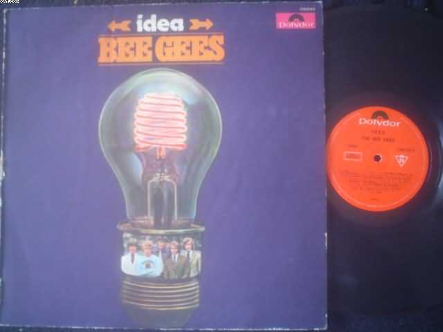 BEE GEES - Idea Vinyl