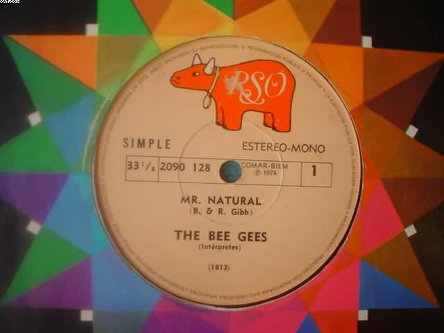 BEE GEES - Mr Natural-no Me Interesa
