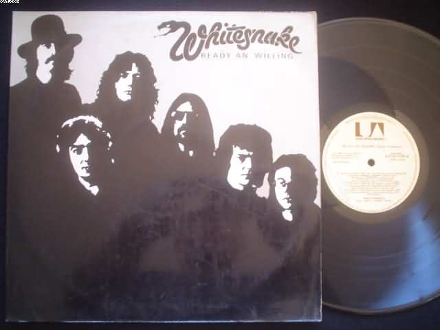 WHITESNAKE - Ready And Willing Album