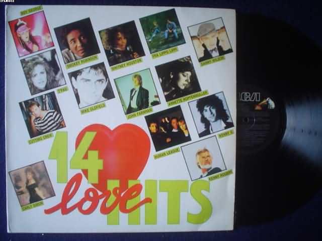 14 Love Hits