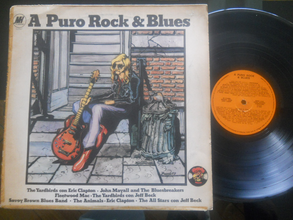 A Puro Rock Y Blues