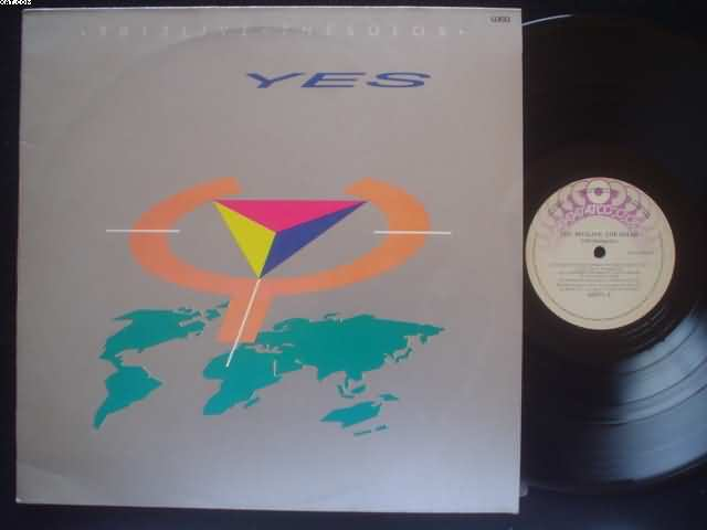 YES - 9012 Live